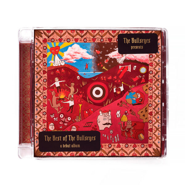 The Best of The Bullseyes [CD]